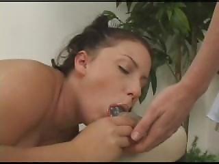 Butt Plug Massage