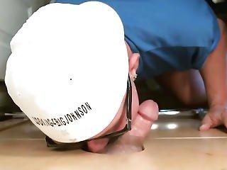 Stubby Gloryhole Dong Creams Large