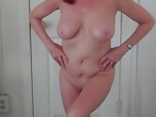 amateur, mature, rousse