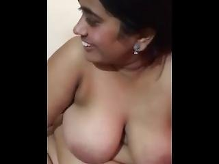 Aunty Boobs