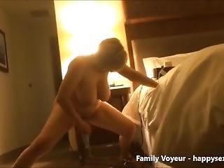 Stolen Video Of My Slut Mom Masturbating And Squirting