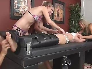 Tickleabuse-nonstop Gang Tickling4 Milf Honey