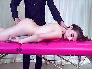 Yonitale Sensual Massage With Babe Dakota. P 1