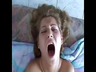 Hard And Painful Amateur Anal