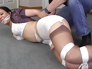 Audrey Wanna Be Tied Up
