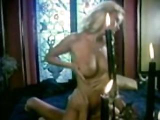 Brigitte Lahaie US Electric Blue