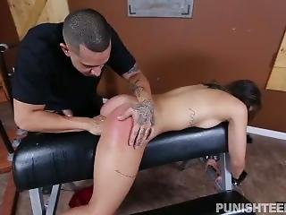 Submisseve Teen Find Advantures For Her Ass