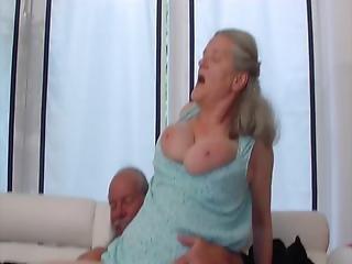 Grandma Needs A Hard Cock