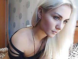 Sexy Blonde Babe Squirts On Adult Free Cam
