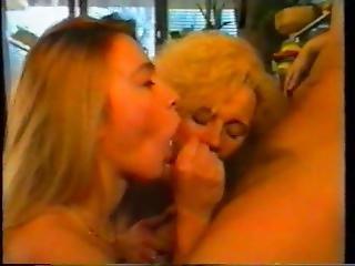 German Vintage 3some - Ffm