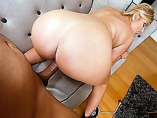 Melissa May Bounce Off Her Tight Pussy On Top