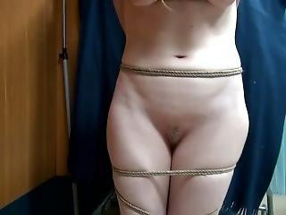 Helplessly Pole Tied