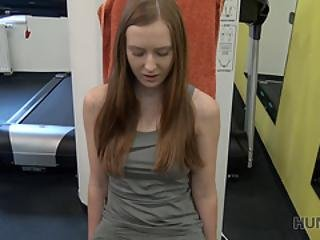 Hunt4k. After Hard Training In Gym Lassie Is Ready For Sex For Money