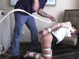 Annabelle Bound And Gagged Gnd