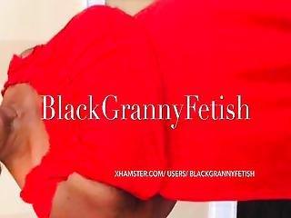 I Upskirt My Moms Black African Granny Doctor