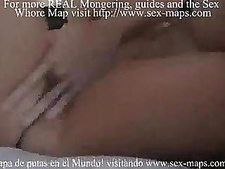 Argentinian Whore Makes A Tourist Feel Welcomed