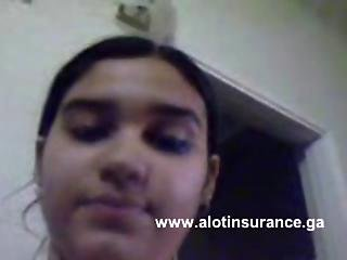 Desi Teen Beauty Recording Her Nudity For Lover Kamil