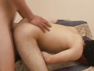 Hot Gay Bottom Bareback Fuck