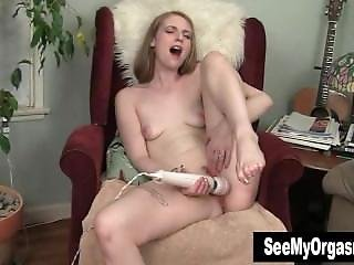 Amateur, Masturbation, Tattoo, Toys