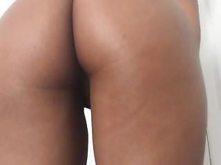 Sexy Brown Skin Shows Sneak Peek