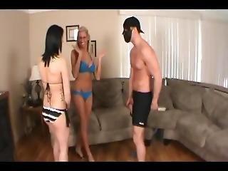 Ballbusting Duo Bikini