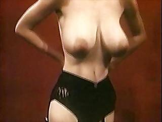 Natural Woman Vintage 60s Huge Tits Striptease