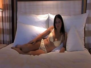 Femdom - Sexy Mistress - Strange Jerk Off Instructions - I Don T Think You Will Obey Her