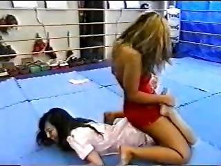 Japanese Catfight