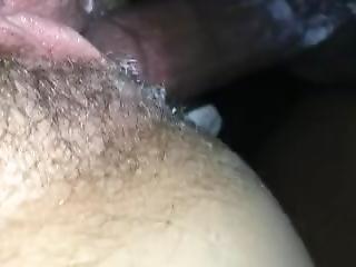 задница, большая задница, крем, сперма в жопе, межрасовый, POV, киска, белый