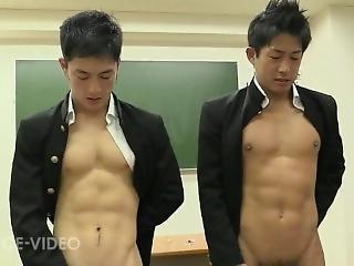 Asiati, Kuřba, Cumshot, Krásná Teenka, Japonské, Masáž, škola, žák, Mladý Holky, Trojka
