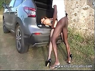 Snowbunny Gets Fucked In All Her Holes By A Bbc