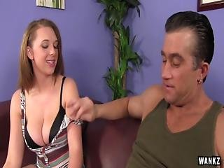 Billy Glide Enjoys The Foxy Brooke Wylde Hd