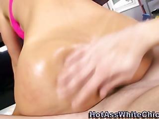 Plump Ass Hottie Fucked