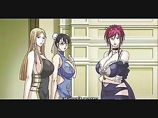 Dessin Animé, Hentai, Orgie, Riche, Cartoon