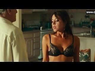 Aubrey Plaza - Sexy Scenes In Bikini & Lingerie + Butt - Dirty Grandpa
