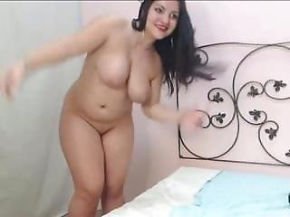 Chubby Girl Dancing: Free Webcam Porn Video Bc At Www.cam456.com