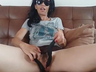 !!amazing!! Freaky Spanish Girl Pulls Black Mamba! (snake), From Her Puss!