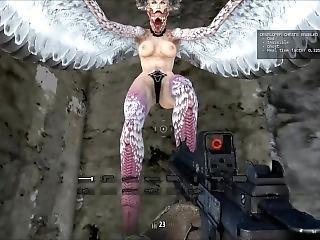 Serious Sam 3 Harpy Ryona 3