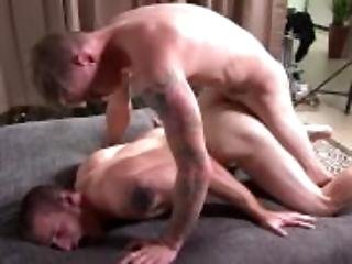 ActiveDuty Str8 Soldier Buddies Go RAW & DEEP!!