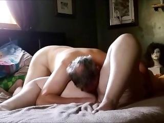 Fat Chrissy Getting Eaten And Fucked