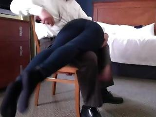 Spanking On Levis Jeans