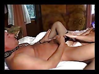 Anal Guy Fucks Aunt Sex Toy