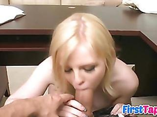 Blakely Quinn In Her First Sex Tape