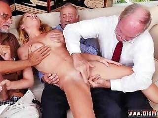 Busty Teen Lolly Fucks Old First Time Frankie And The Gang Tag Team A