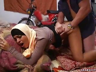 Arab Prostitute Needs The Money