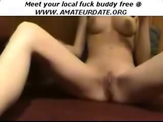 Amateur Shaved Teen Masturbation Webcam Dildo Vibrator Solo Realamateur Homemade