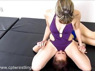 Facesitting Wrestling Trailers (cpl Wrestling)