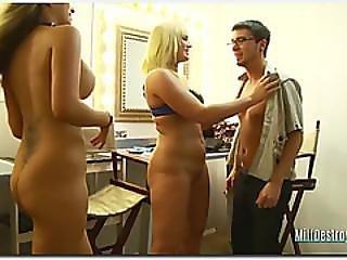 Blonde Sluts Have It Their Way