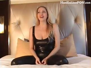 Extreme Femdom Verbal Humiliation For Losers