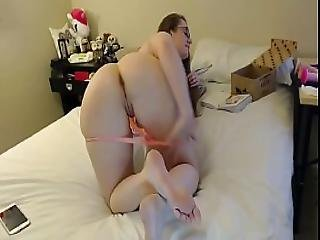 Curvy White Girl S Amazing Ass 5-2